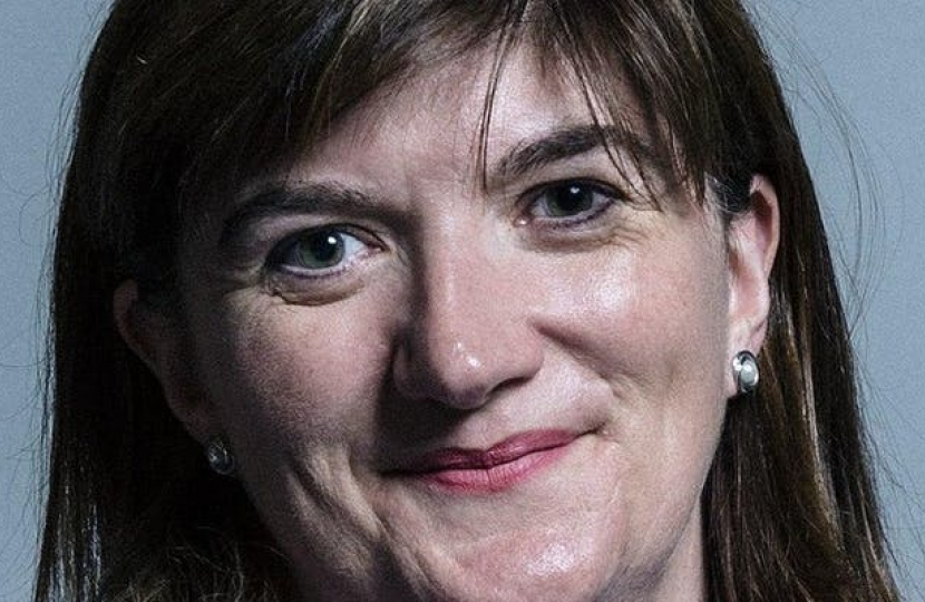 Rt Hon Nicky Morgan